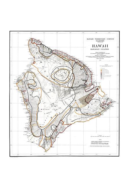 Hawaii, 1901