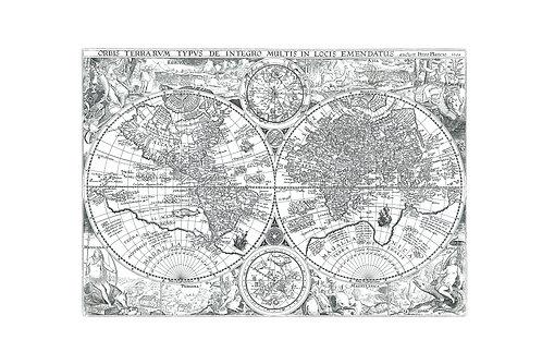 Orbis Terrarum, 1594