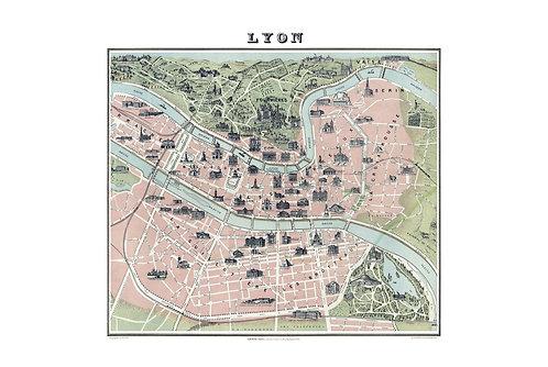 Lyon Monumental, 1894