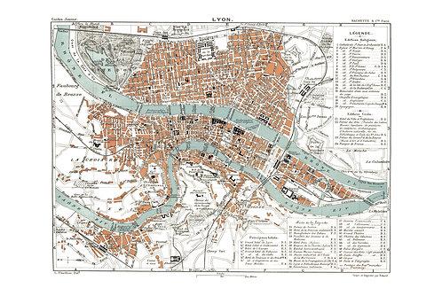 Lyon, 1888