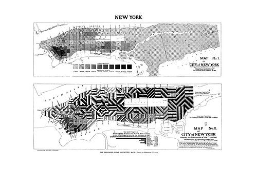 Maps of New-York, 1895