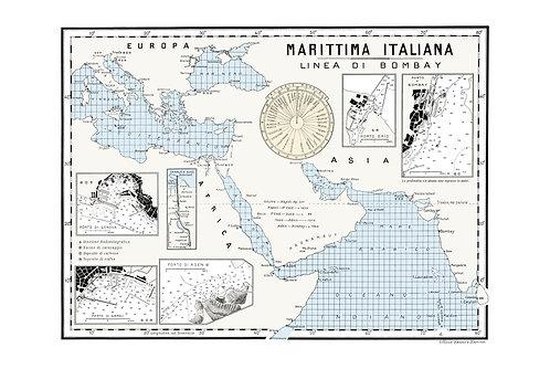 Marittima Italiana, 1900