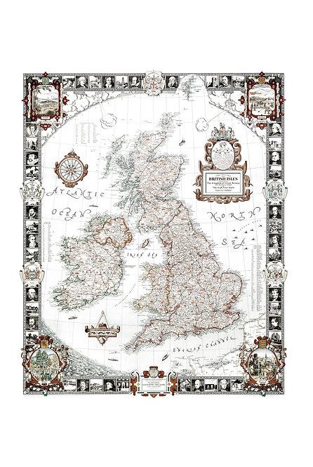 British Isles, 1937