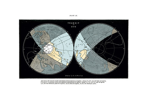 Transit of Venus, 1882