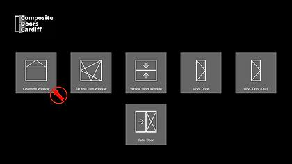 online window designer