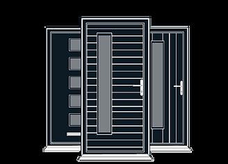 abod upvc doors