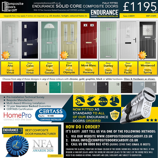composite door offers cardiff