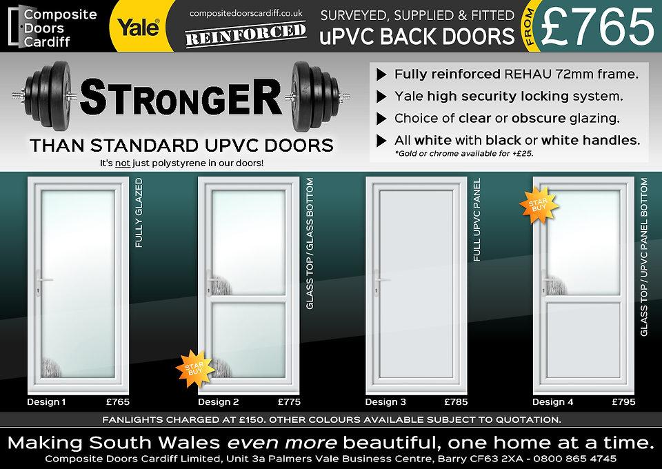 pvc front doors barry