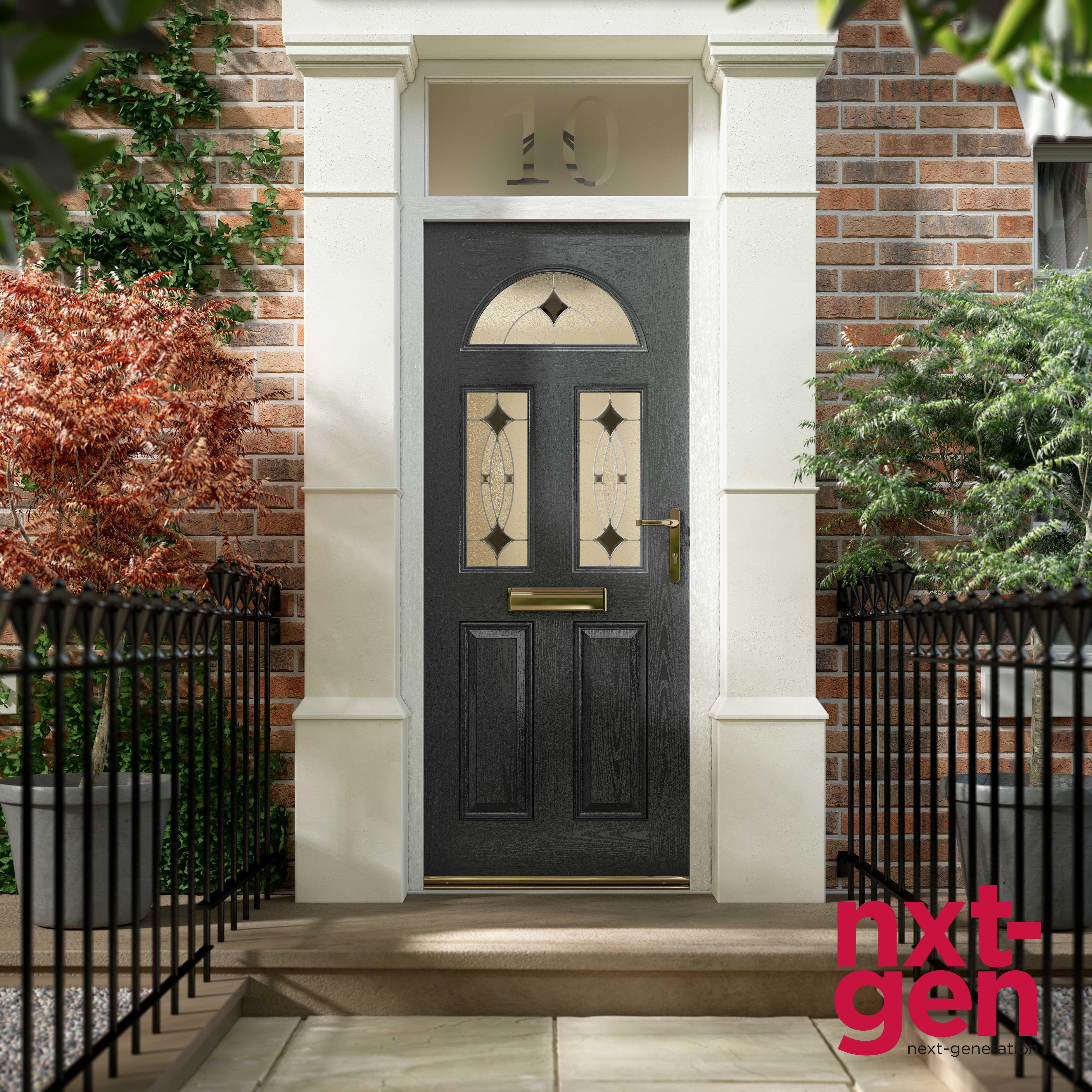 Secure Front Doors