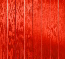 flame red composite door