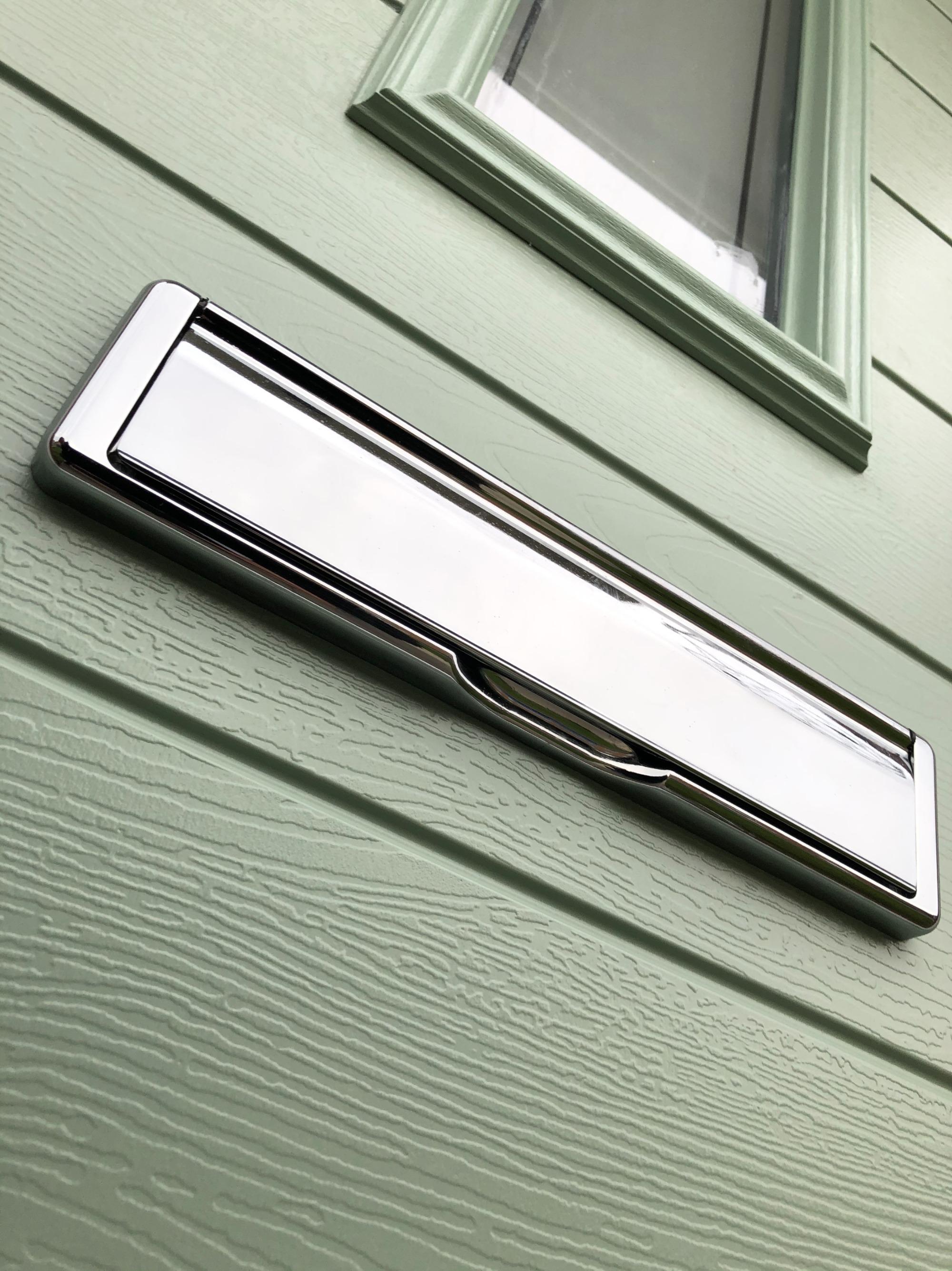 Solid Core Composite Door