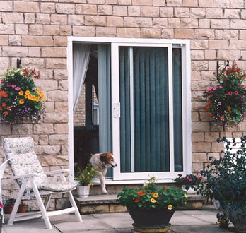 patio doors south wales