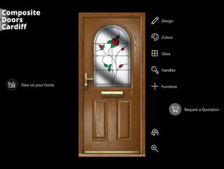 Doors of Distinction... at your fingertips