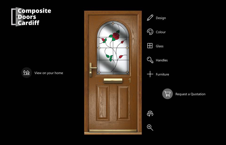 distinction door designer