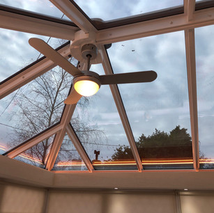 conservatory roof barry
