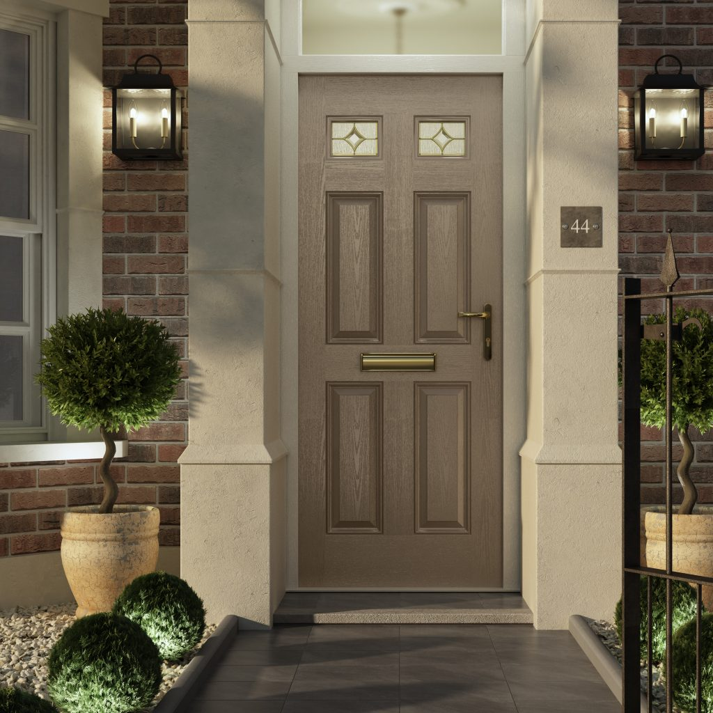 Distinction Composite Doors