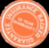 insurance backed guarantee
