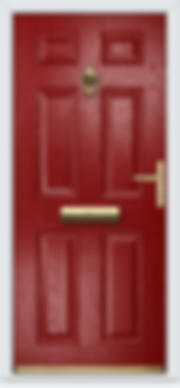 fitted composite door