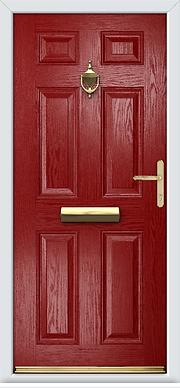 fitted composite door