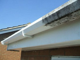roofline cleaning