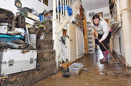 flood doors vale of glamorgan