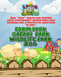 farmyard golf course