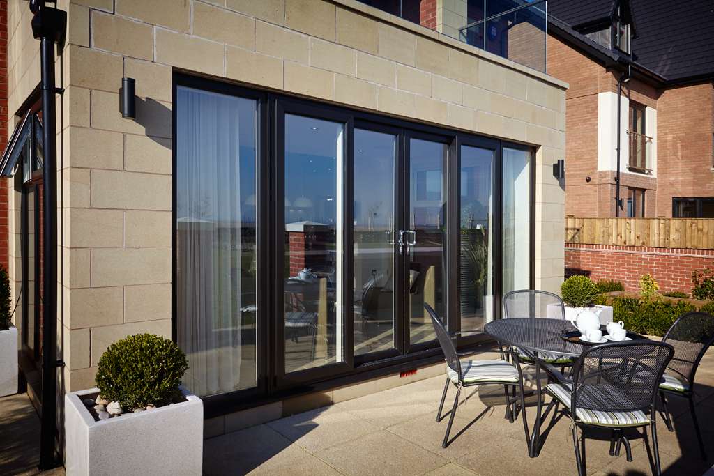 Coloured Patio Doors