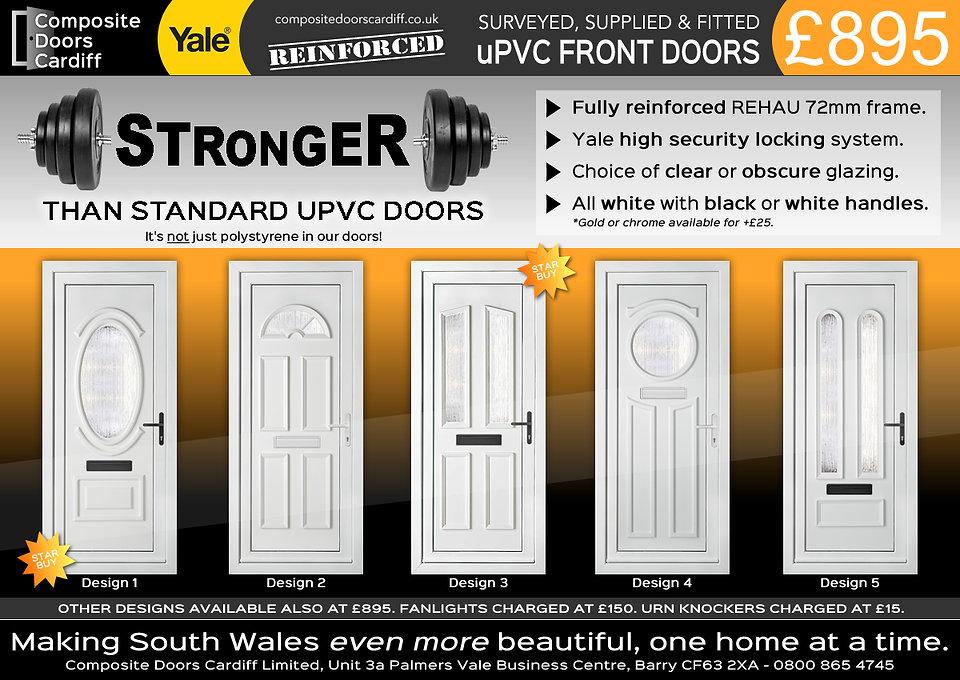 pvc back doors barry