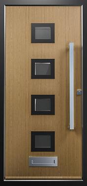 Avantal Celeste by Endurance Doors