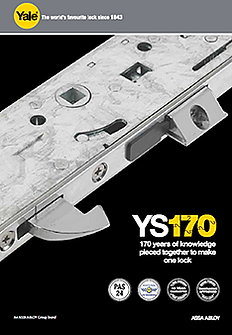 yale lock brochure