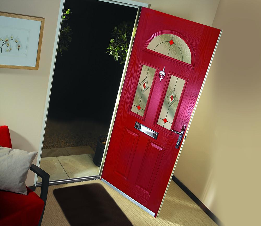composite door maintenance