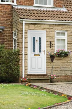 Cheap front door