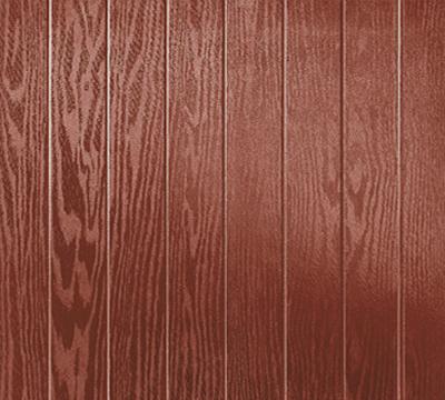 oxide red composite door