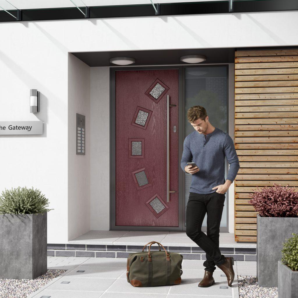 Modern Distinction Doors