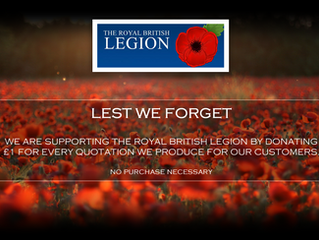 Lest we forget...