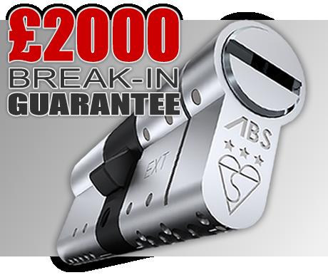 £2000 break in guarantee
