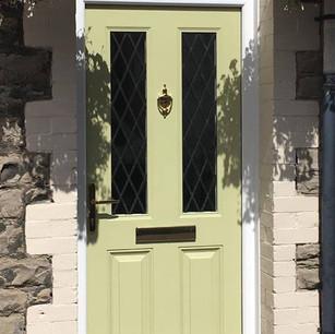 composite door barry
