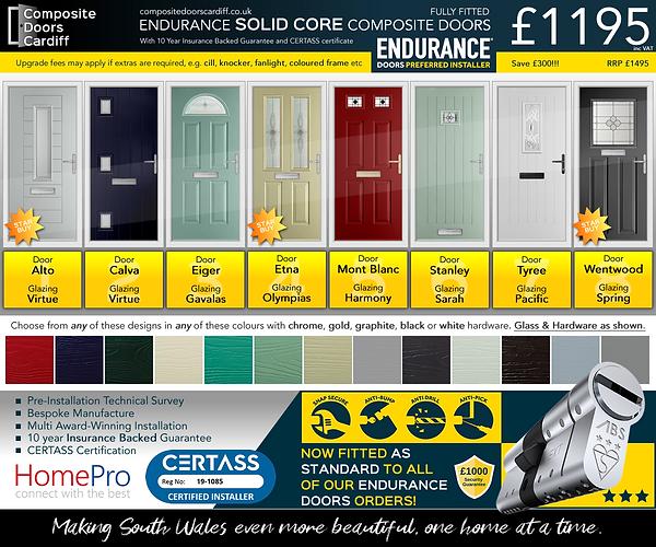 composite door offers cardiff