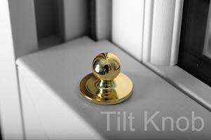 tilt knob
