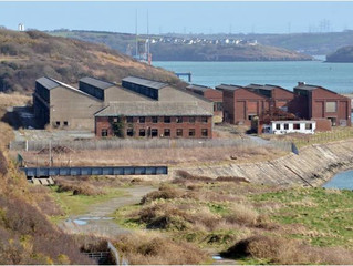 PLANS SUBMITTED FOR A 49.9 MEGAWATT BIOMASS FACILITY AT BLACKBRIDGE, MILFORD HAVEN