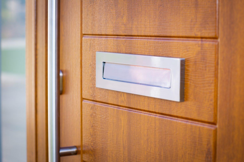 Timber Core Composite Door