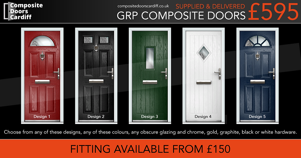 grp composite door offers