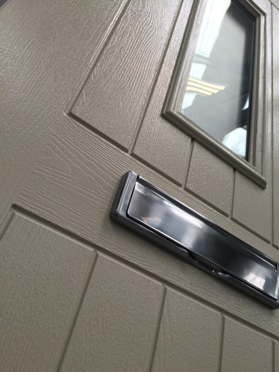 Timber Core Composite Door