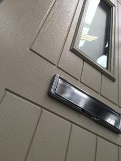 Timber Core Composite Doors