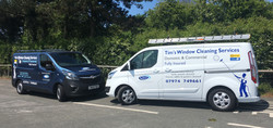 Trusted window cleaner