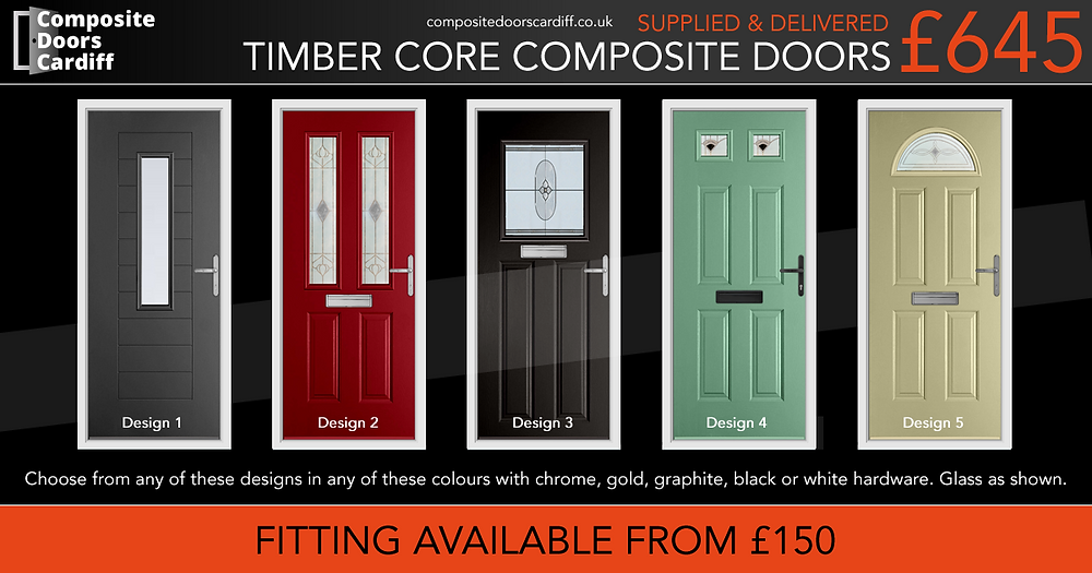 timber core composite door offers