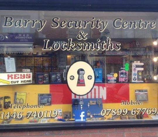 locksmiths in barry