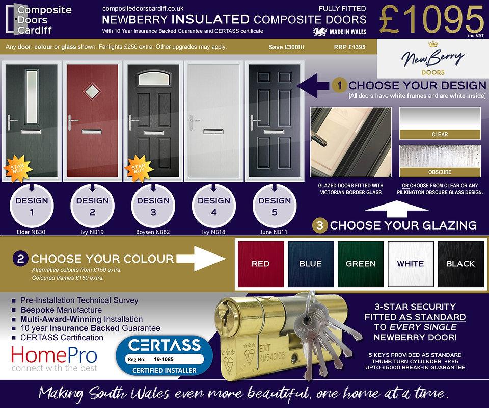 newberry door special offer