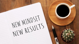Get in the right mindset to be successful