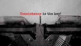 Building Consistency